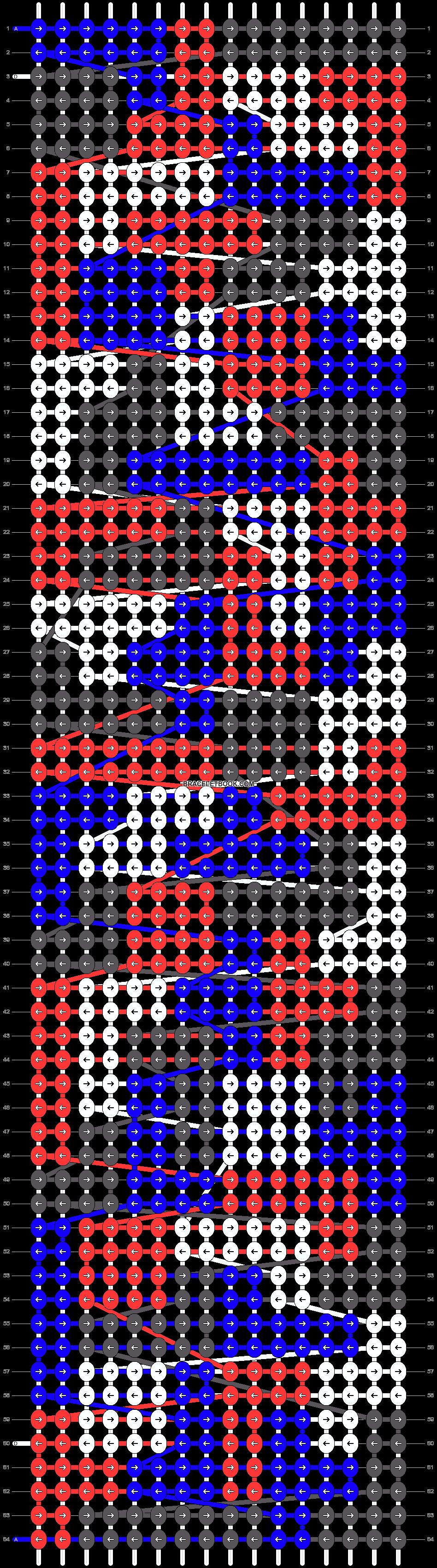 Alpha pattern #36071 pattern
