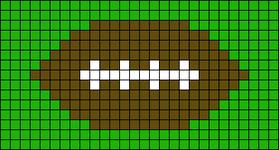 Alpha pattern #36084