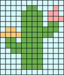 Alpha pattern #36085