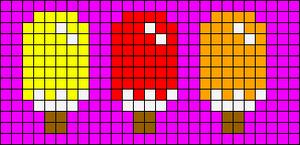 Alpha pattern #36089
