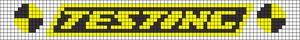 Alpha pattern #36091