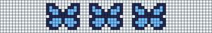 Alpha pattern #36093