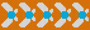Alpha pattern #36106