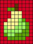 Alpha pattern #36122