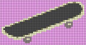 Alpha pattern #36142