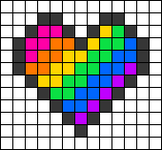 Alpha pattern #36166