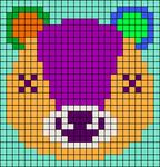 Alpha pattern #36185