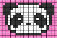 Alpha pattern #36196