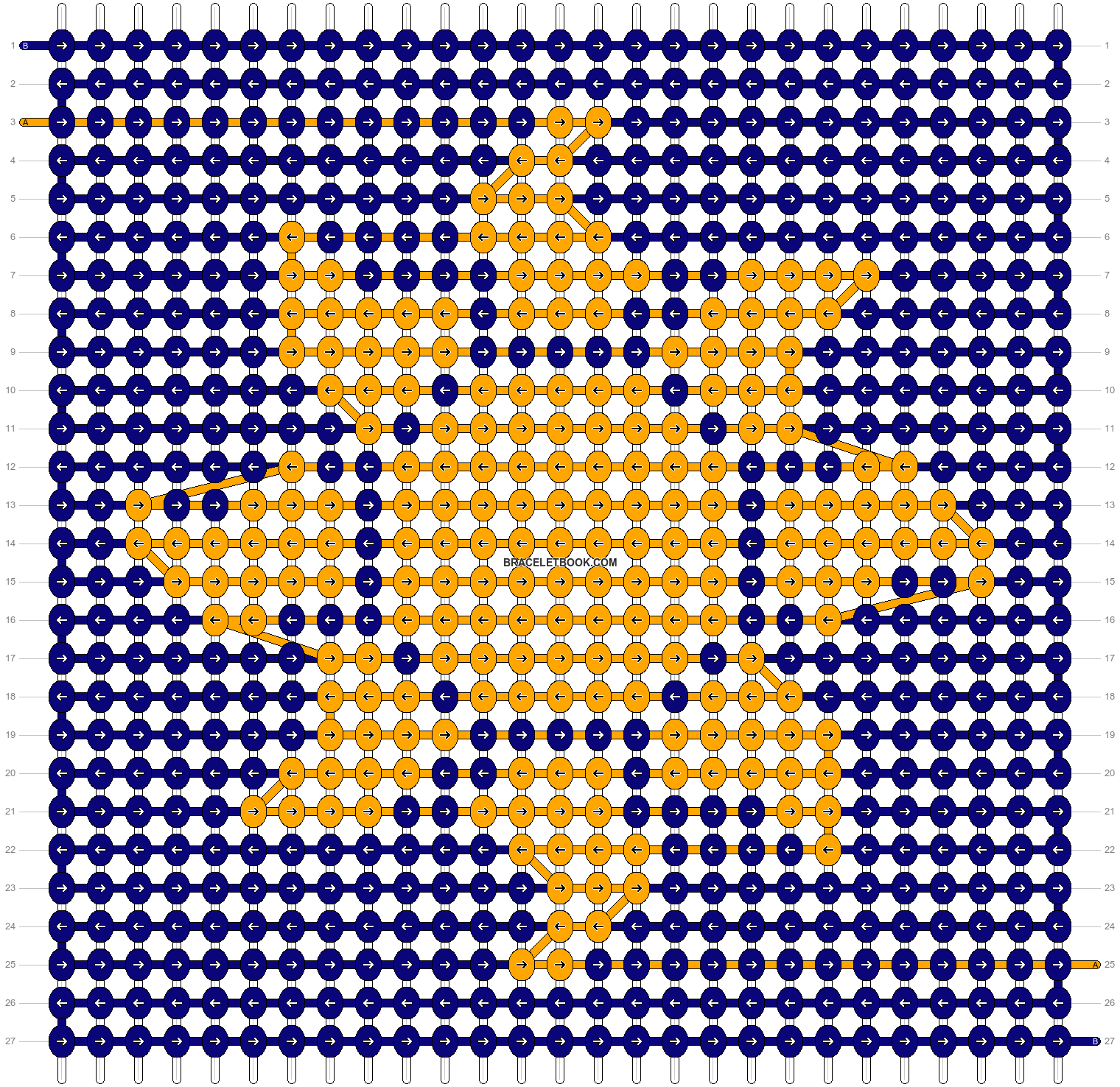 Alpha pattern #36226 pattern