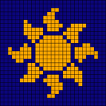 Alpha pattern #36226