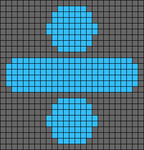 Alpha pattern #36244