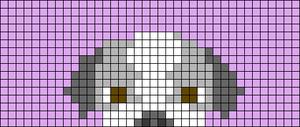 Alpha pattern #36252