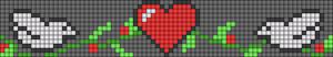 Alpha pattern #36270