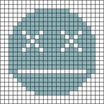 Alpha pattern #36291