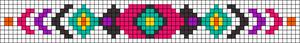 Alpha pattern #36296