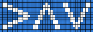 Alpha pattern #36302