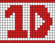 Alpha pattern #36329