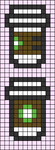 Alpha pattern #36341
