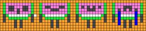 Alpha pattern #36344