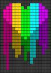 Alpha pattern #36363