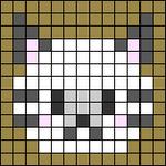 Alpha pattern #36367