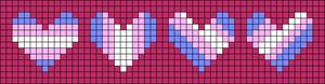 Alpha pattern #36381