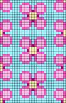 Alpha pattern #36408