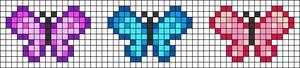 Alpha pattern #36419