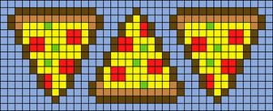 Alpha pattern #36427