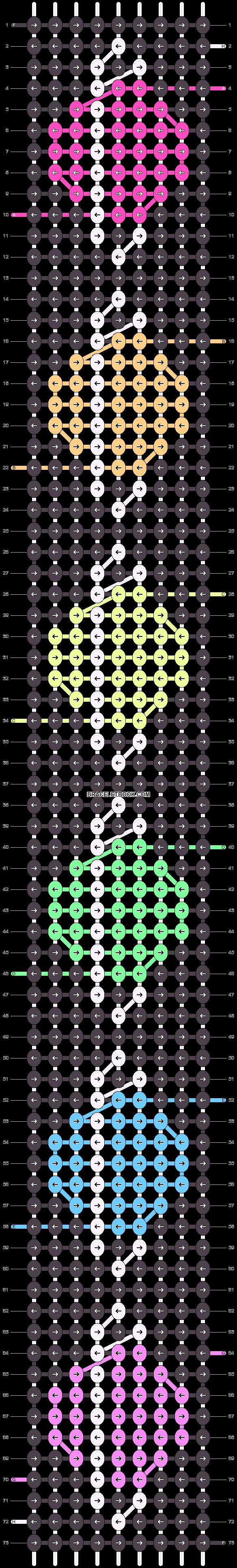 Alpha pattern #36431 pattern