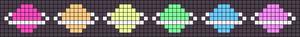 Alpha pattern #36431