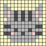 Alpha pattern #36447