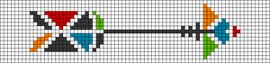 Alpha pattern #36451
