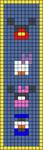 Alpha pattern #36457