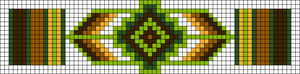 Alpha pattern #36458