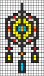 Alpha pattern #36475