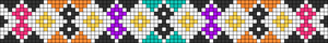 Alpha pattern #36485