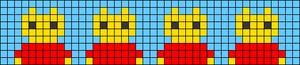 Alpha pattern #36504