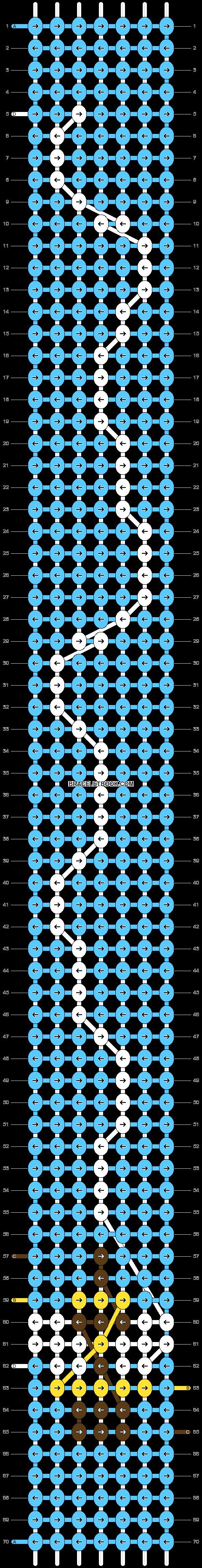 Alpha pattern #36506 pattern