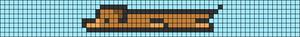 Alpha pattern #36513