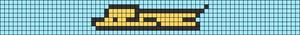 Alpha pattern #36517