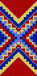 Alpha pattern #36520