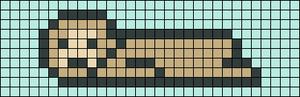 Alpha pattern #36522
