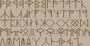 Alpha pattern #36540