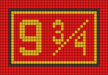 Alpha pattern #36546