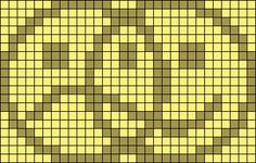 Alpha pattern #36555