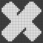 Alpha pattern #36570