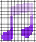 Alpha pattern #36602