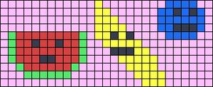 Alpha pattern #36606