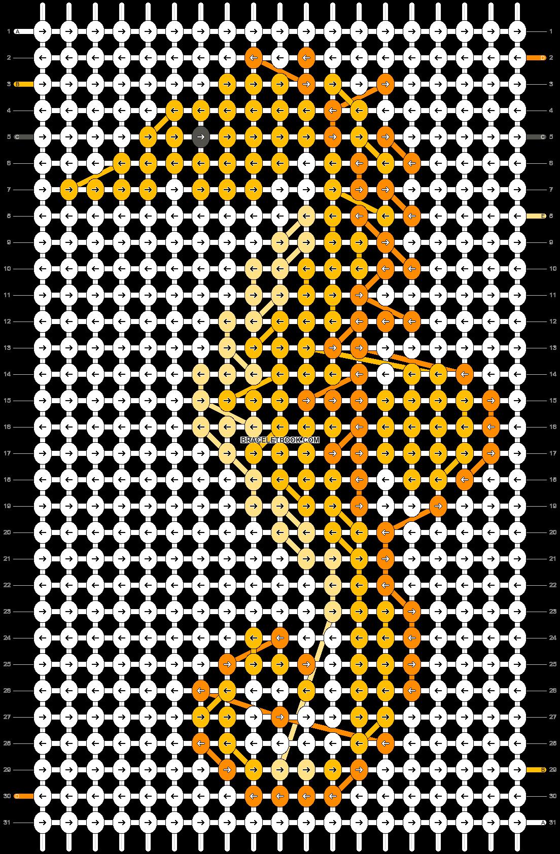 Alpha pattern #36607 pattern
